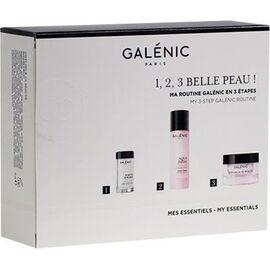 Galenic coffret 1-2-3 belle peau - galénic -225495