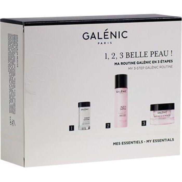 Galenic coffret 1-2-3 belle peau Galénic-225495