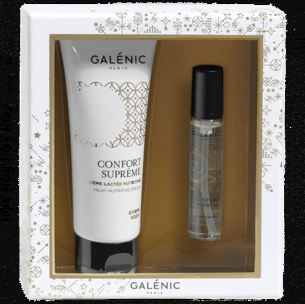 Galenic coffret noël confort suprême - galénic -216147