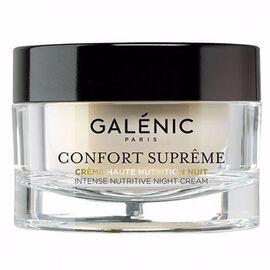 Galenic confort suprême crème haute nutrition nuit 50ml - galénic -215615