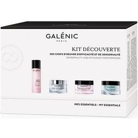 Galenic kit découverte mes essentiels - galénic -225523