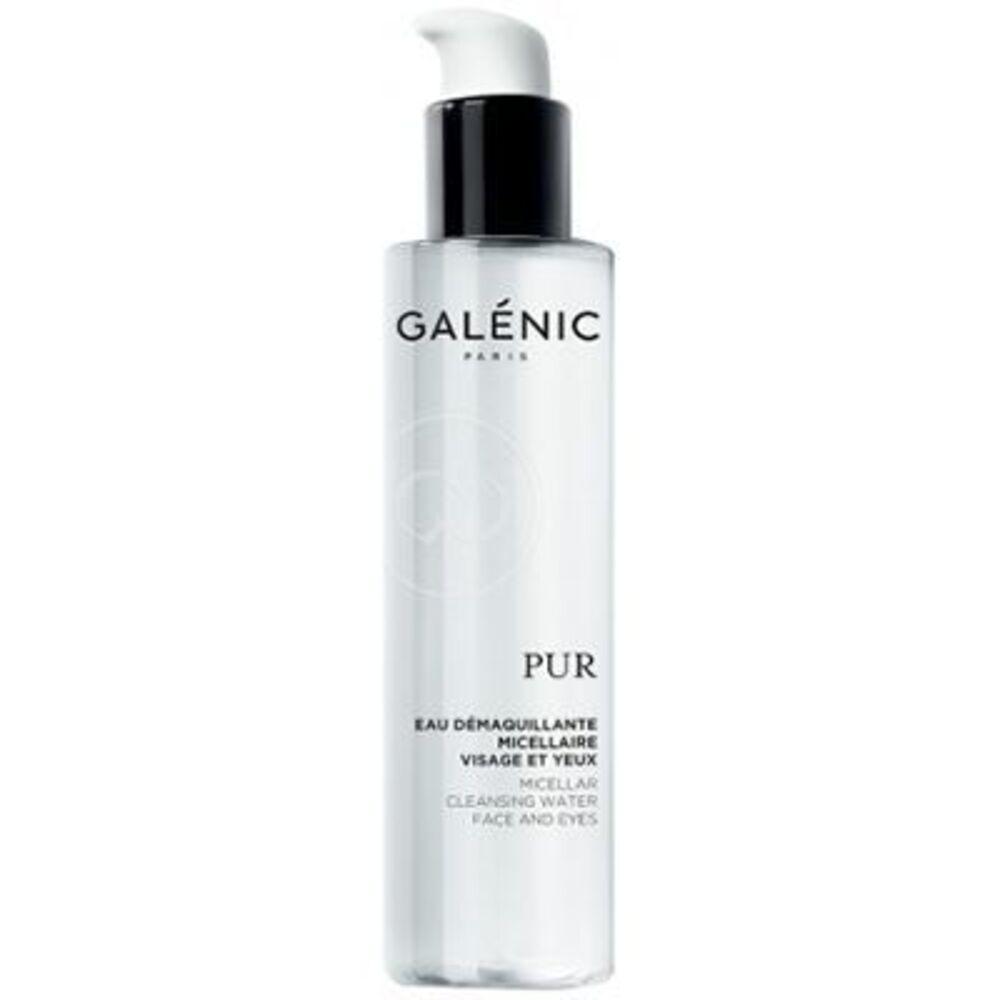 Galenic pur eau démaquillante micellaire visage et yeux 400ml - pur - galénic -128520