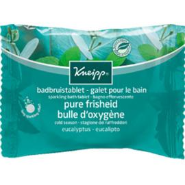 Galet pour le bain bulle d'oxygène eucalyptus 80g - kneipp -226177