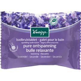Galet pour le bain bulle relaxante lavande 80g - kneipp -226178