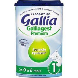 Gallia galliagest premium 1 - 800g - 800.0 g - gallia -148424