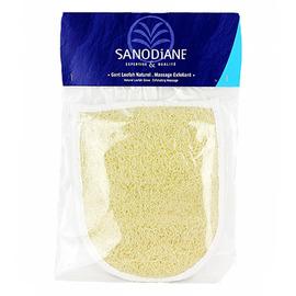 Gant loofah naturel - soins du corps - sanodiane -5709