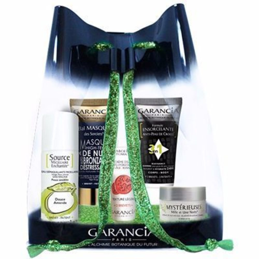 GARANCIA Coffret Mon Rituel Beauté Amande Douce 5 produits - Garancia -216418