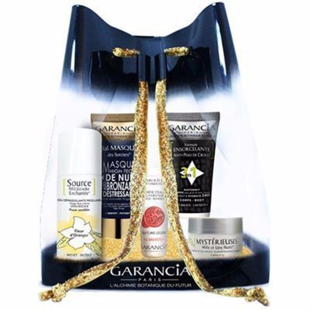 GARANCIA Coffret Mon Rituel Beauté Fleur d'Oranger 5 produits - Garancia -216419