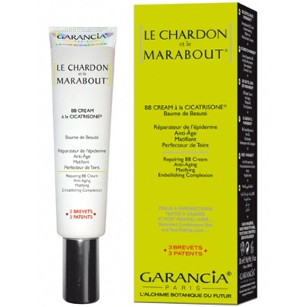 Garancia le chardon et le marabout bb cream nude 30ml - 30.0 ml - soins du visage - garancia -139287