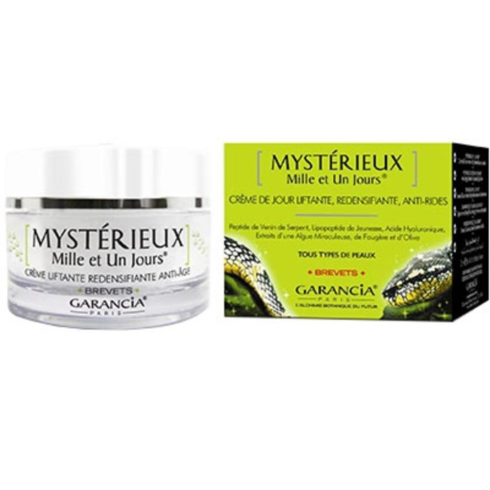 Garancia mystérieux mille et un jours crème 30ml - 30.0 ml - soins du visage - garancia -140715