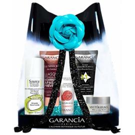 Garancia trousse de voyage blue rose - garancia -219309