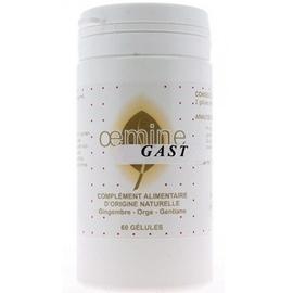Gast - 60 gélules - oemine -206495