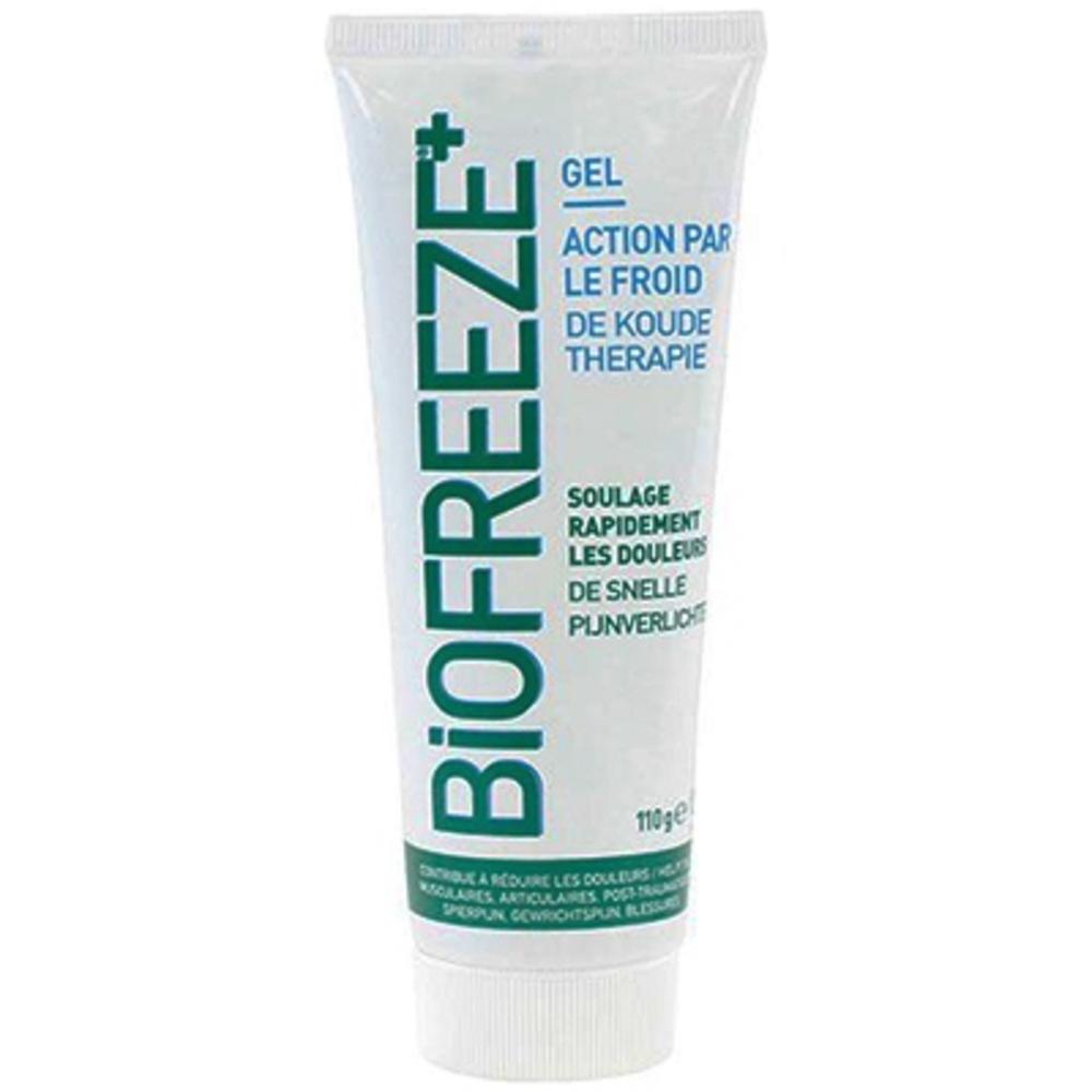 Gel antalgique à effet froid - 110g - biofreeze -205913