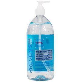 Gel antibactérien hydroalcoolique 1l - preven's -220796