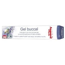 Gel buccal - 20.0 ml - hygiène buccale - aagaard propolis Entretien et renforce les gencives-1076