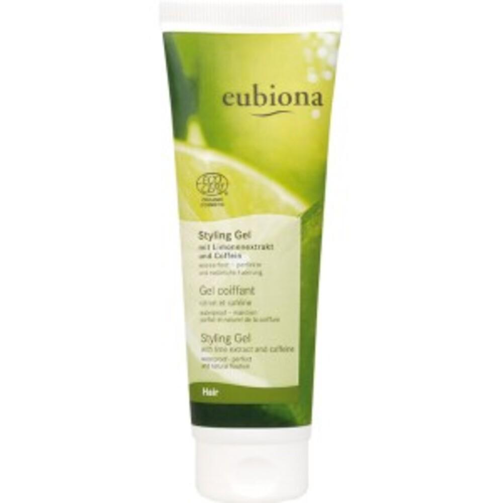 Gel coiffant aux extraits de limon bio - 125.0 ml - hair - eubiona -8346