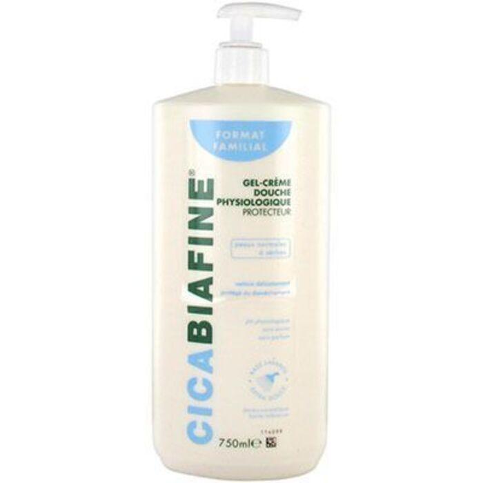 Gel-crème douche physiologique protecteur 750ml Cicabiafine-227060