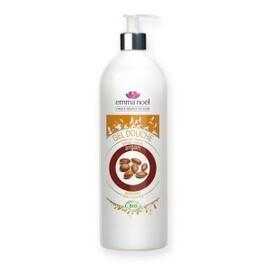 Gel douche à l'huile d'argan bio - 1000.0 ml - gels douche - emma noël -11211
