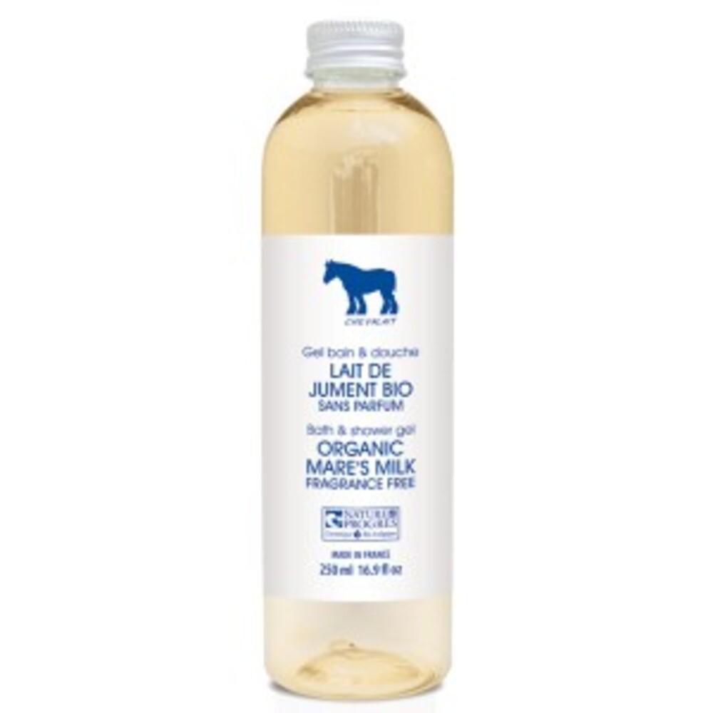 Gel douche au lait de jument sans parfum bio - 250 ml - divers - chevalait cosmetique -141878