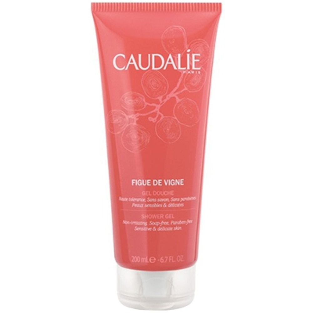 Gel douche figue de vigne - 200ml - caudalie -205133