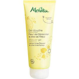Gel douche fleur citronnier & miel de tilleul 30ml - melvita -223062