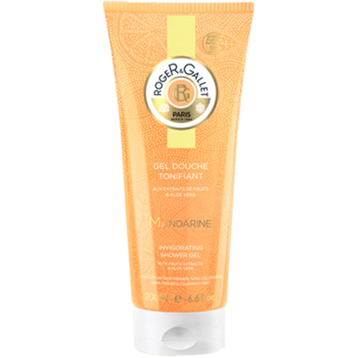 Gel douche mandarine 200ml Roger & gallet-221332