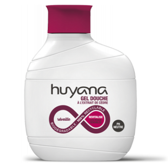 Gel douche revitalise Huyana-190625