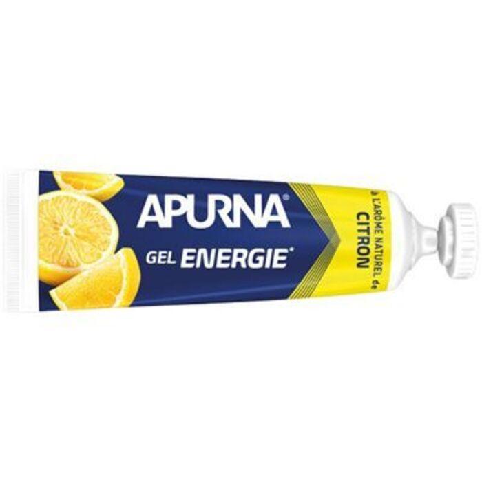 Gel energie citron - tube de 35g Apurna-221553