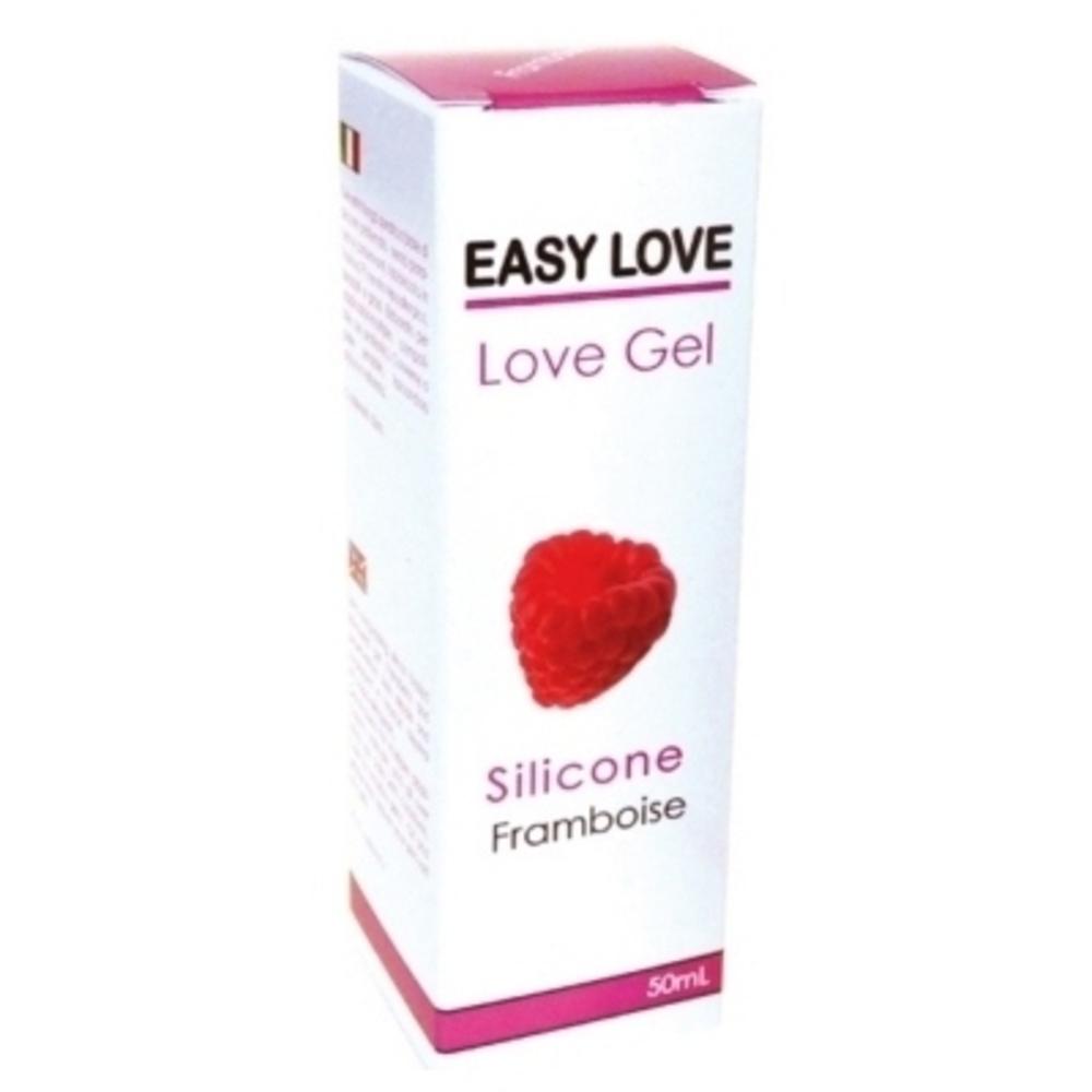 Gel framboise 100ml - easy love -198335