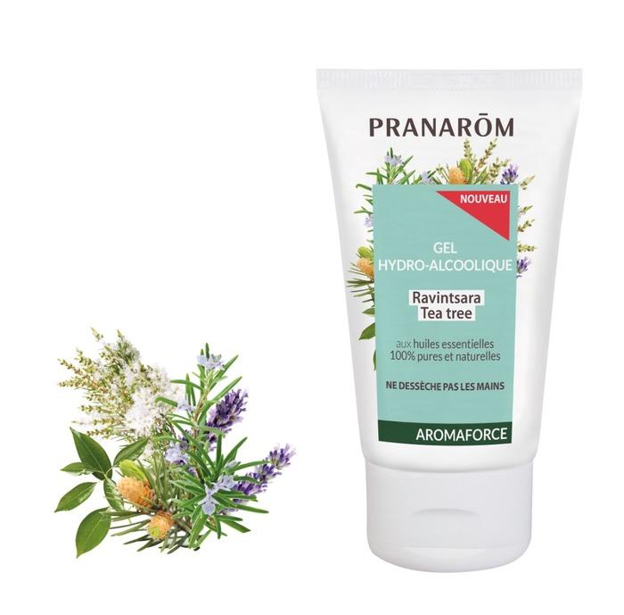 Gel hydro-alcoolique Pranarom-231510