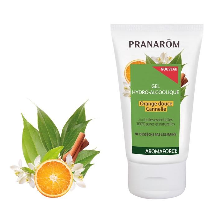 Gel hydro-alcoolique Pranarom-231512