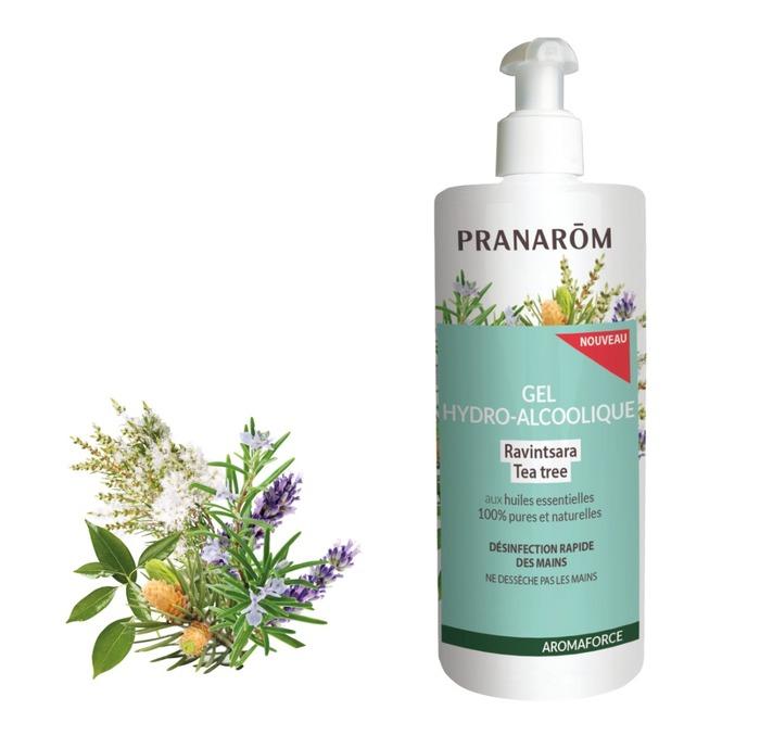 Gel hydro-alcoolique Pranarom-231516
