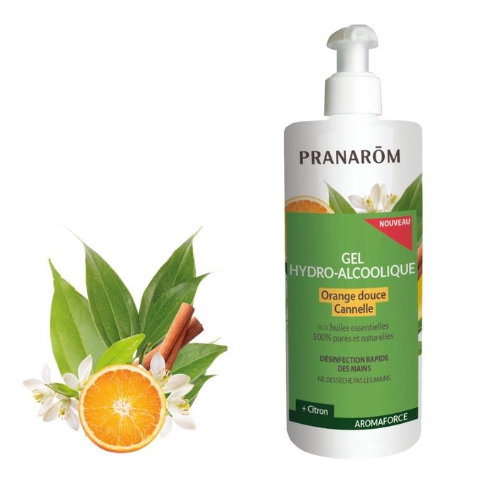 Gel hydro-alcoolique Pranarom-231509