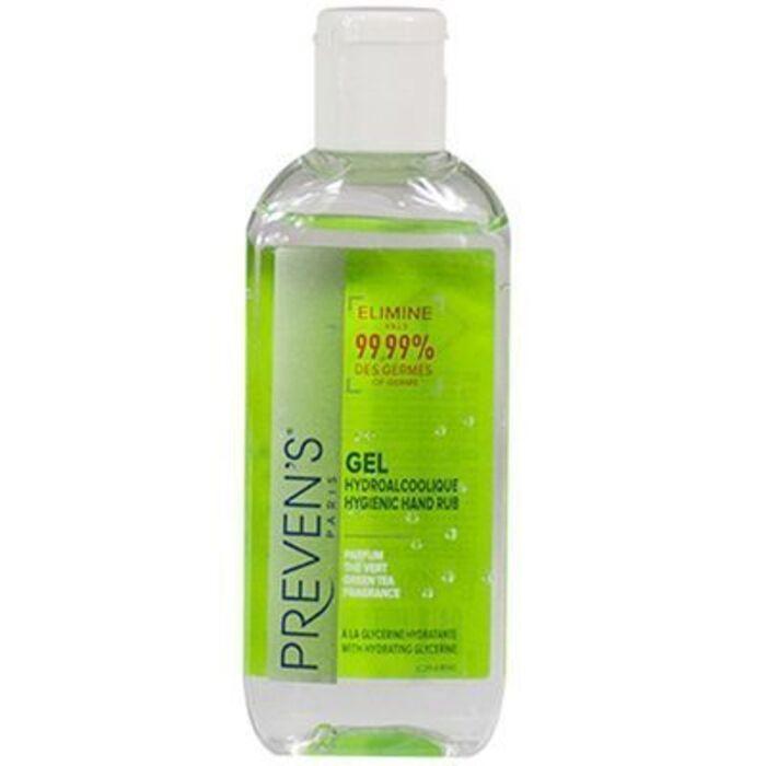 Gel hydroalcoolique thé vert 100ml Preven's-220801
