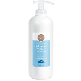 Gel lavant 2 en 1 - 500ml - gifrer -203596