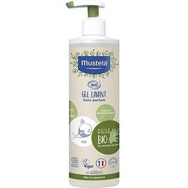 Gel lavant bio 400ml - mustela -228755