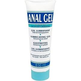 Gel lubrifiant anal 50ml - lubrix -199338
