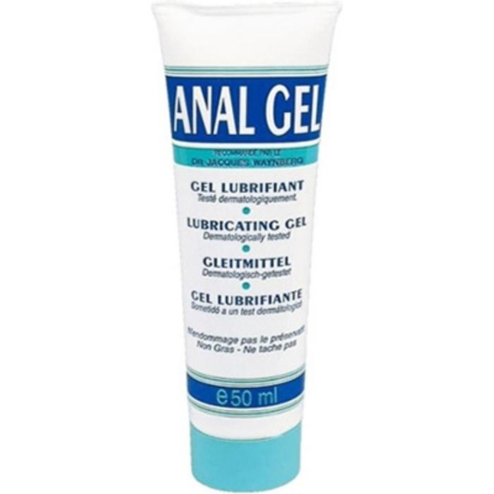 Gel lubrifiant anal 50ml Lubrix-199338