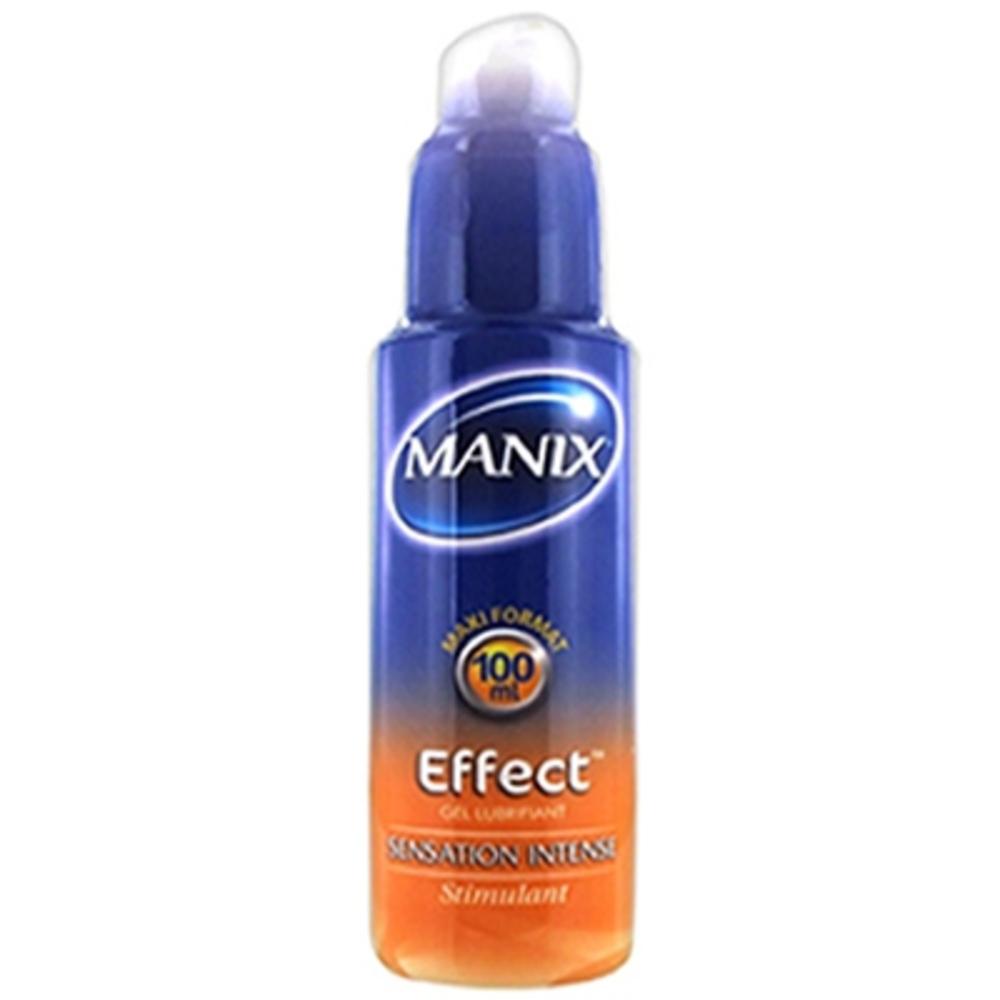 Gel lubrifiant effect 100ml - manix -195456