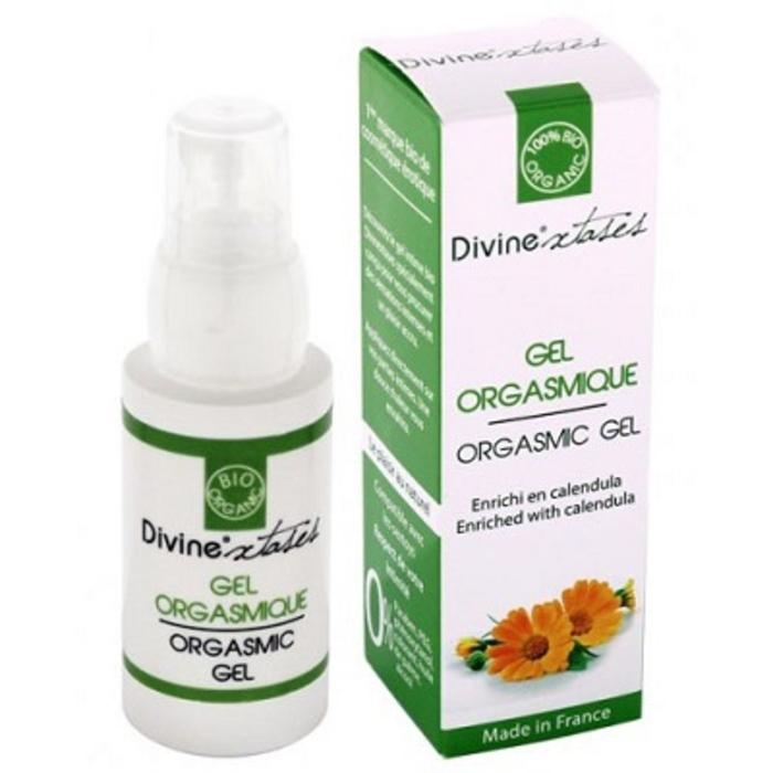 Gel orgasmique bio Divinextases-203074