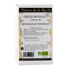 Gelée royale bio - 10 grammes - divers - alveole d'or -139372