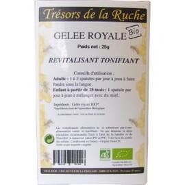 Gelée royale bio - 25 grammes - divers - alveole d'or -133404