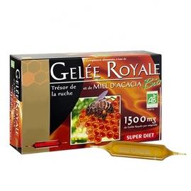 Gelée royale - promo - 30.0 unites - la gamme vitalité - super diet -125765