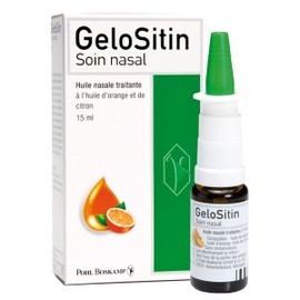 Gelositin soin nasal - spray 15 ml - divers - pohl boskamp -189753