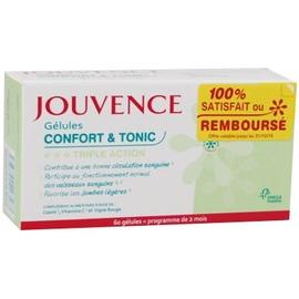 Gélules confort & tonic - jouvence -204790
