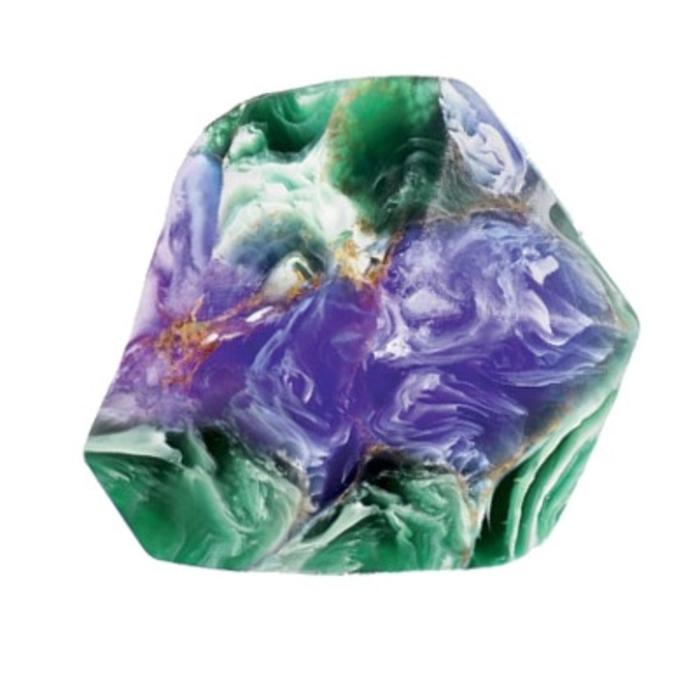 Gemme savon malachite azurite - 170g Savons gemme-16353