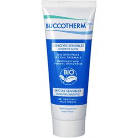 Gencives sensibles gel dentifrice 75ml - 75.0 ml - buccotherm -146688