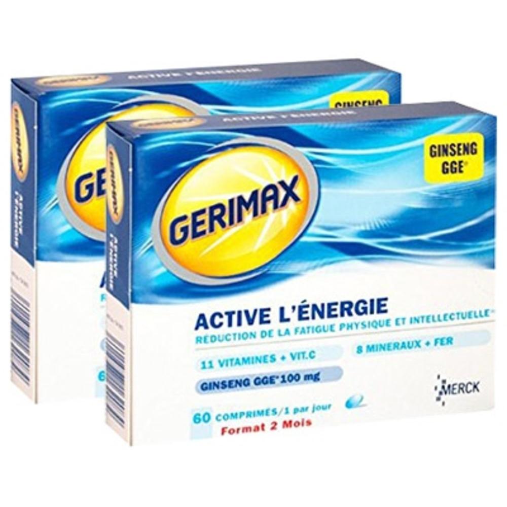 Gerimax active l'energie - lot de 2 - gerimax -199792