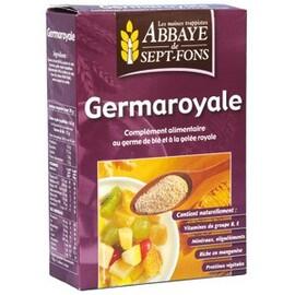 Germaroyale (germe de blé et gelée royale) - 200.0 g - compléments alimentaires germa - abbaye de sept-fons Résistance et énergie-11981