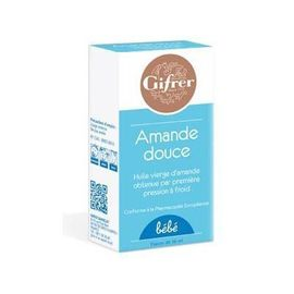 Gifrer bébé huile d'amande douce 56ml - 60.0 ml - gifrer -146132